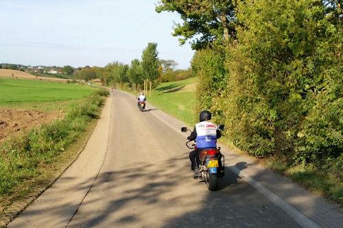 Motorrijbewijspoint Schiedam examengarantie