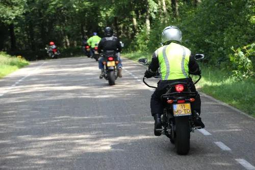 Motorrijbewijspoint Schiedam motor lesplan