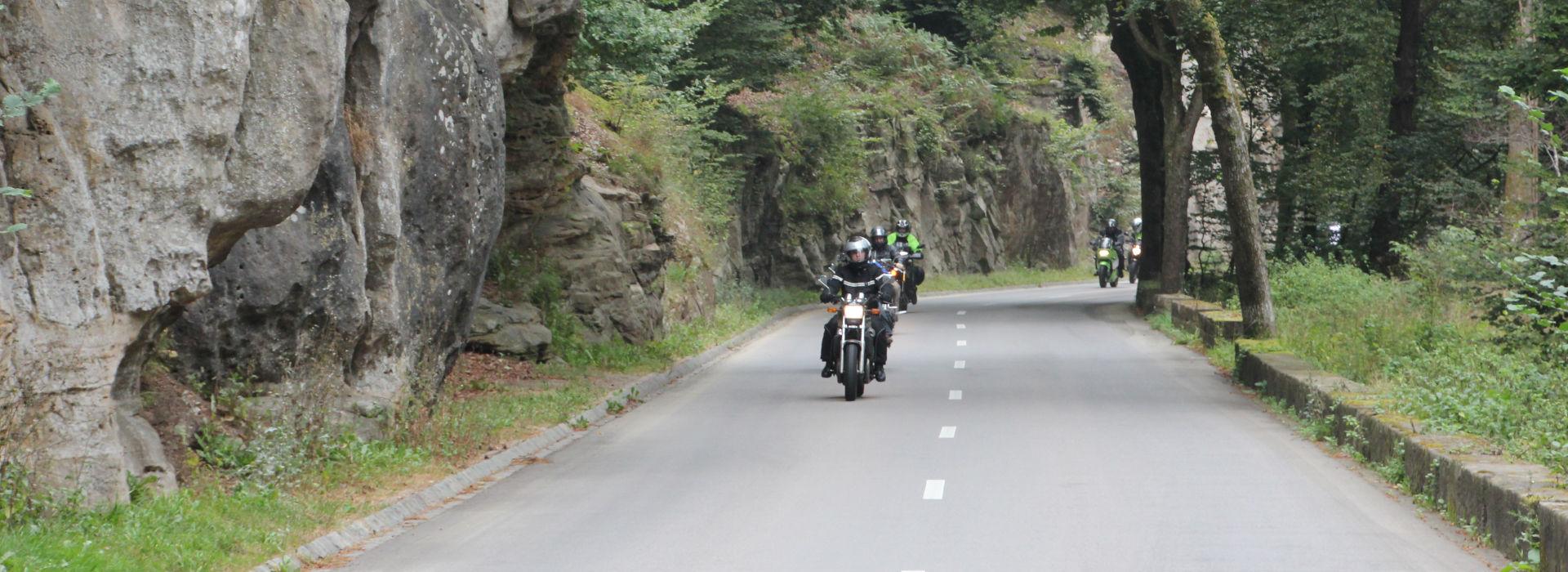 Motorrijbewijspoint Rozenburg motorrijlessen