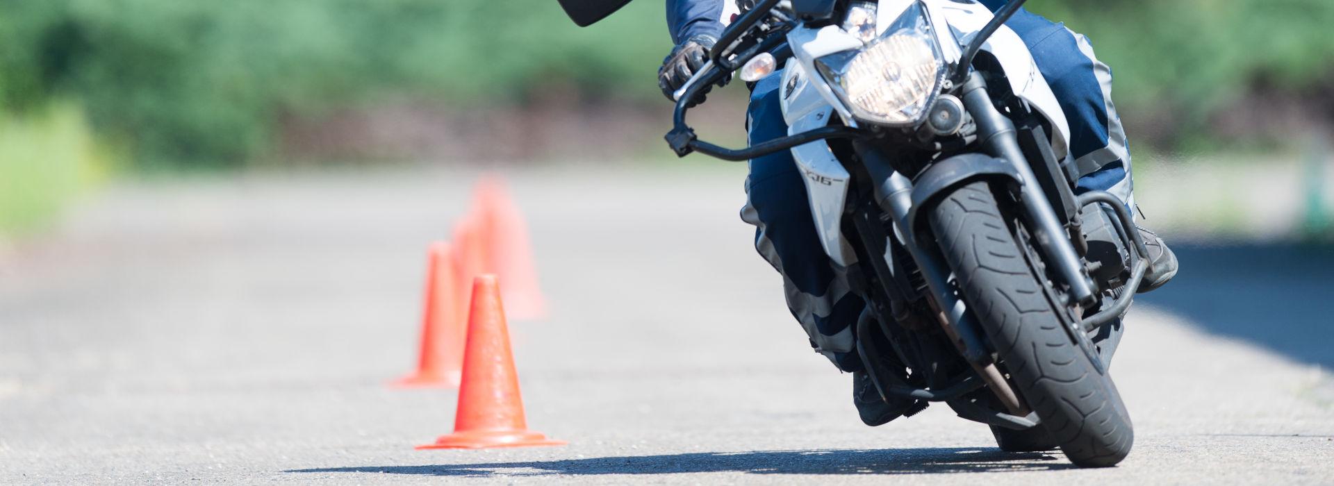 Motorrijbewijspoint Schiedam motor rijvaardigheid